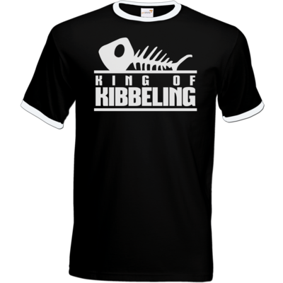 Motiv: T-Shirt Ringer - Dead by Daylight - King of Kibbeling