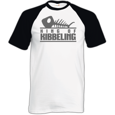 Motiv: TShirt Baseball - Dead by Daylight - King of Kibbeling