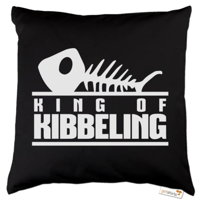 Motiv: Kissen Baumwolle - Dead by Daylight - King of Kibbeling
