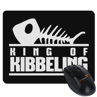 Motiv: Mousepad Textil - Dead by Daylight - King of Kibbeling