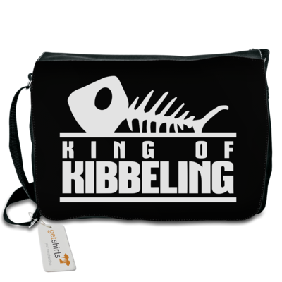 Motiv: Schultertasche - Dead by Daylight - King of Kibbeling