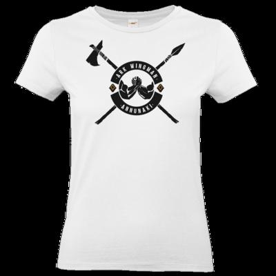 Motiv: T-Shirt Damen Premium FAIR WEAR - Annunaki dunkel