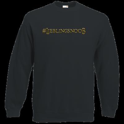 Motiv: Sweatshirt Classic - Lieblingsnoob
