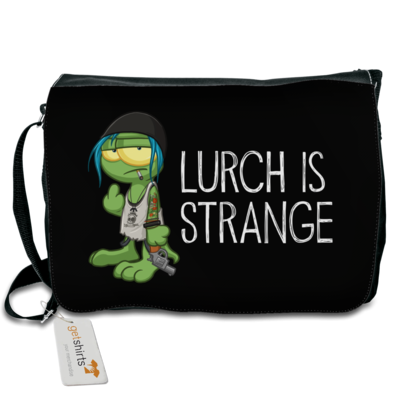 Motiv: Schultertasche - Lurch is Strange Chloe