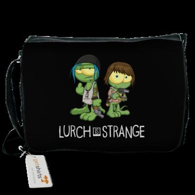 Motiv: Schultertasche - Lurch is Strange Max & Chloe