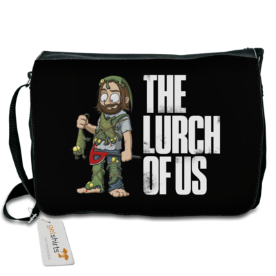 Motiv: Schultertasche - The Lurch of us