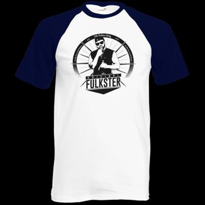 Motiv: TShirt Baseball - Original Fulkster