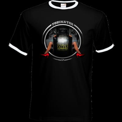 Motiv: T-Shirt Ringer - Schildftze