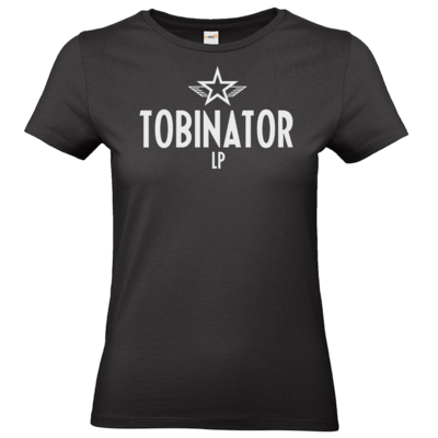 Motiv: T-Shirt Damen Premium FAIR WEAR - Tobinator