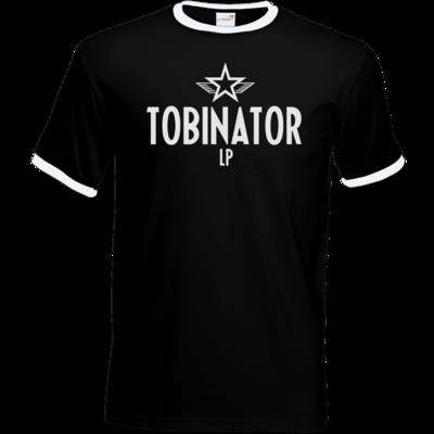 Motiv: T-Shirt Ringer - Tobinator
