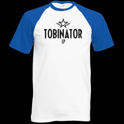 Motiv: TShirt Baseball - Tobinator
