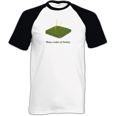 Motiv: TShirt Baseball - Lembas