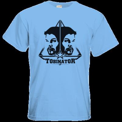 Motiv: T-Shirt Premium FAIR WEAR - StarBadge dark