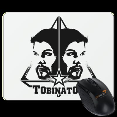 Motiv: Mousepad Textil - StarBadge dark
