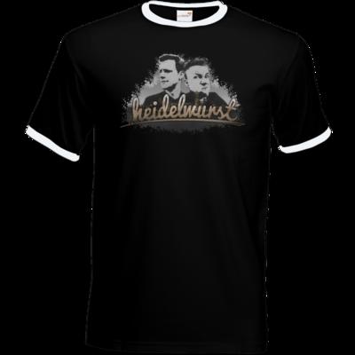 Motiv: T-Shirt Ringer - Heidelwurst