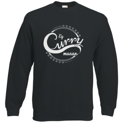 Motiv: Sweatshirt Classic - Ey Curry Maaan