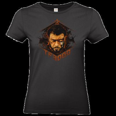 Motiv: T-Shirt Damen Premium FAIR WEAR - TF3000