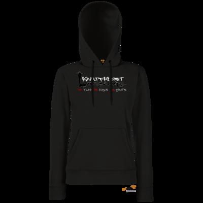 Motiv: Hoodie Damen Classic - Kampfkunst Lifestyle - Logo 1