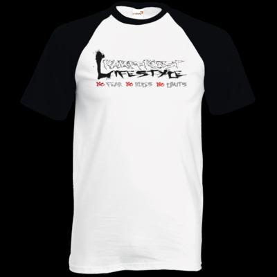 Motiv: TShirt Baseball - Kampfkunst Lifestyle - Logo 1
