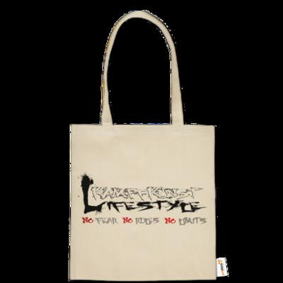 Motiv: Baumwolltasche - Kampfkunst Lifestyle - Logo 1