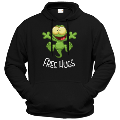 Motiv: Hoodie Premium FAIR WEAR - FreeHugs