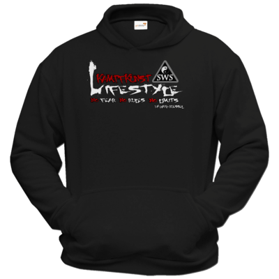 Motiv: Hoodie Classic - Kampfkunst Lifestyle - Logo 2