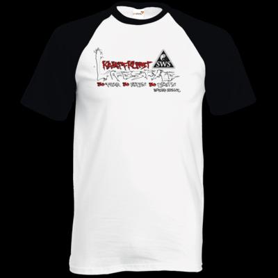 Motiv: TShirt Baseball - Kampfkunst Lifestyle - Logo 2