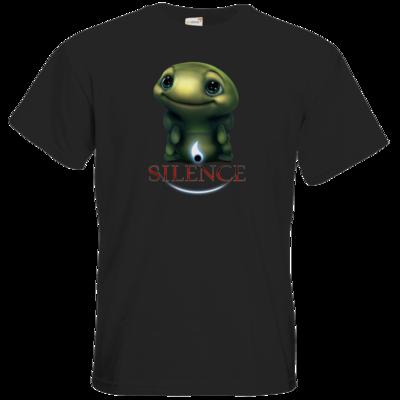 Motiv: T-Shirt Premium FAIR WEAR - Silence - Spot 1