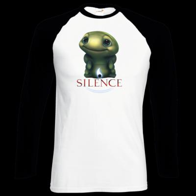 Motiv: Longsleeve Baseball T - Silence - Spot 1
