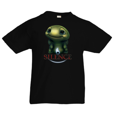Motiv: Kids T-Shirt Premium FAIR WEAR - Silence - Spot 1