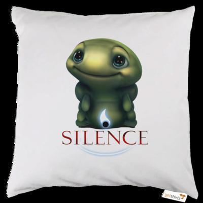 Motiv: Kissen - Silence - Spot 1