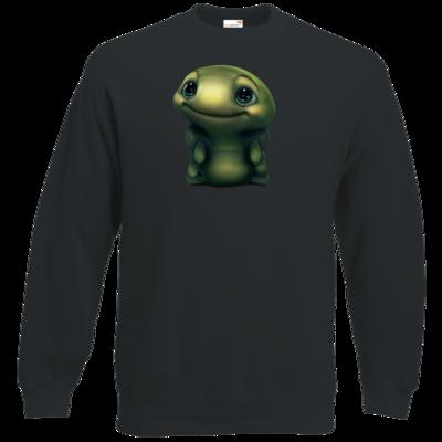 Motiv: Sweatshirt Classic - Silence - Spot 2