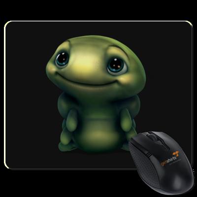 Motiv: Mousepad Textil - Silence - Spot 2