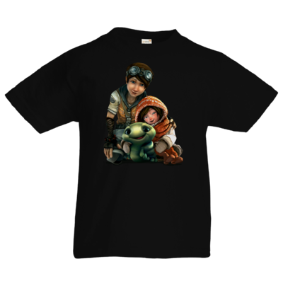 Motiv: Kids T-Shirt Premium FAIR WEAR - Silence - Group 2