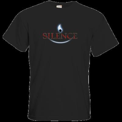 Motiv: T-Shirt Premium FAIR WEAR - Silence - Logo