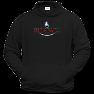 Motiv: Hoodie Classic - Silence - Logo