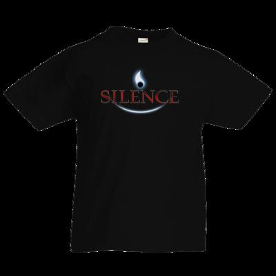 Motiv: Kids T-Shirt Premium FAIR WEAR - Silence - Logo