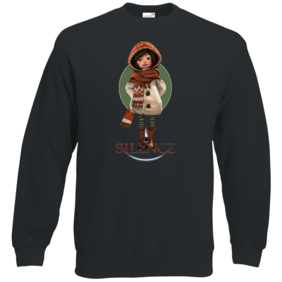 Motiv: Sweatshirt Classic - Silence - Renie