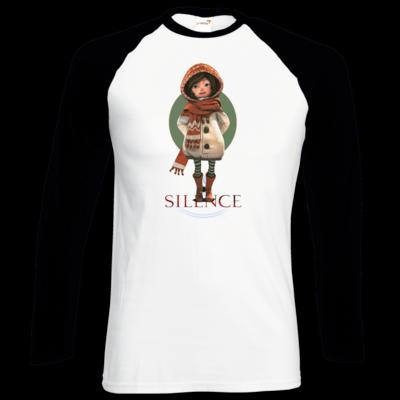 Motiv: Longsleeve Baseball T - Silence - Renie