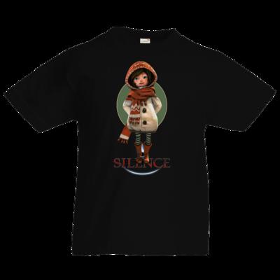 Motiv: Kids T-Shirt Premium FAIR WEAR - Silence - Renie