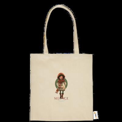 Motiv: Baumwolltasche - Silence - Renie
