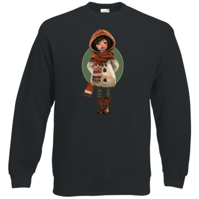 Motiv: Sweatshirt Classic - Silence - Renie 2