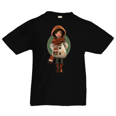 Motiv: Kids T-Shirt Premium FAIR WEAR - Silence - Renie 2