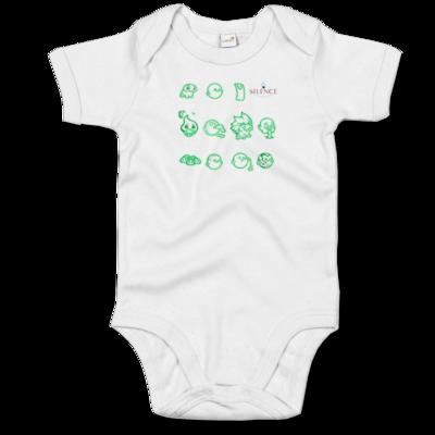 Motiv: Baby Body Organic - Silence - Icons