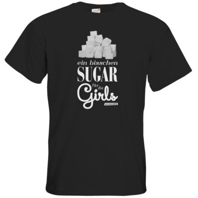 Motiv: T-Shirt Premium FAIR WEAR - Sugar für die Girls