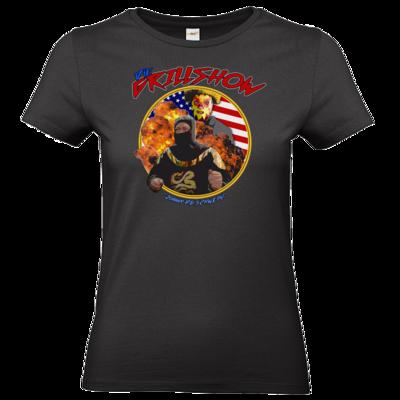 Motiv: T-Shirt Damen Premium FAIR WEAR - Die Grillshow - Motiv 3