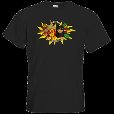 Motiv: T-Shirt Premium FAIR WEAR - Die Grillshow - Motiv 1