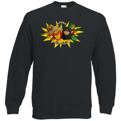 Motiv: Sweatshirt Classic - Die Grillshow - Motiv 1