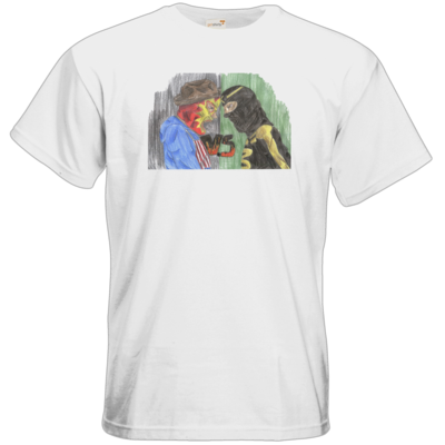 Motiv: T-Shirt Premium FAIR WEAR - Die Grillshow - VS