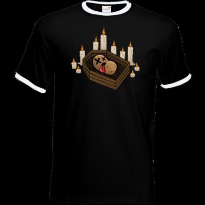 Motiv: T-Shirt Ringer - Potatoe Sarg